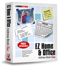 Easy to Use Address Book Software